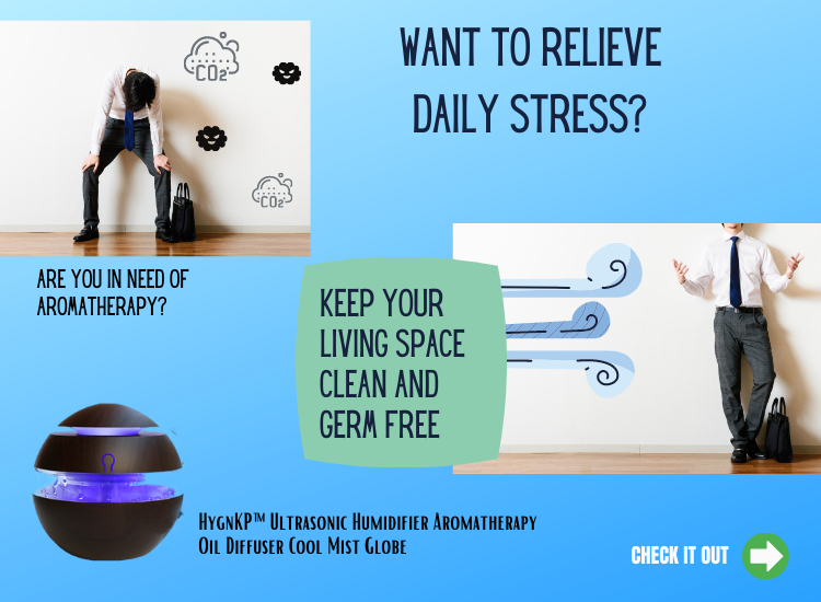 Keep the Living Space Clean and Relieve Stress