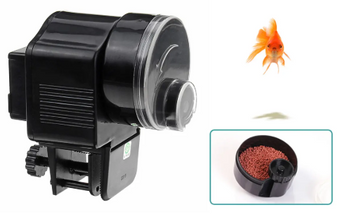 Fishx Adjustable Auto Fish Food Feeder