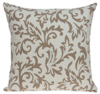 Pattern Throw Pillow Cover for Home Accent Decor w/ Insert