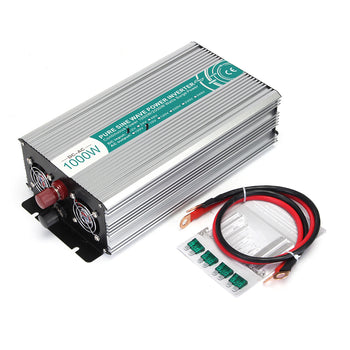 Off Grid DC to AC Voltage Car Inverter with Sine Wave Power