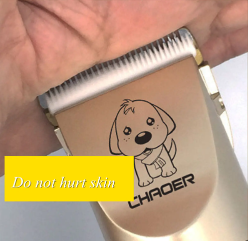 Rechargeable Trimmer Shaver Pet Grooming Hair Clipper Machine
