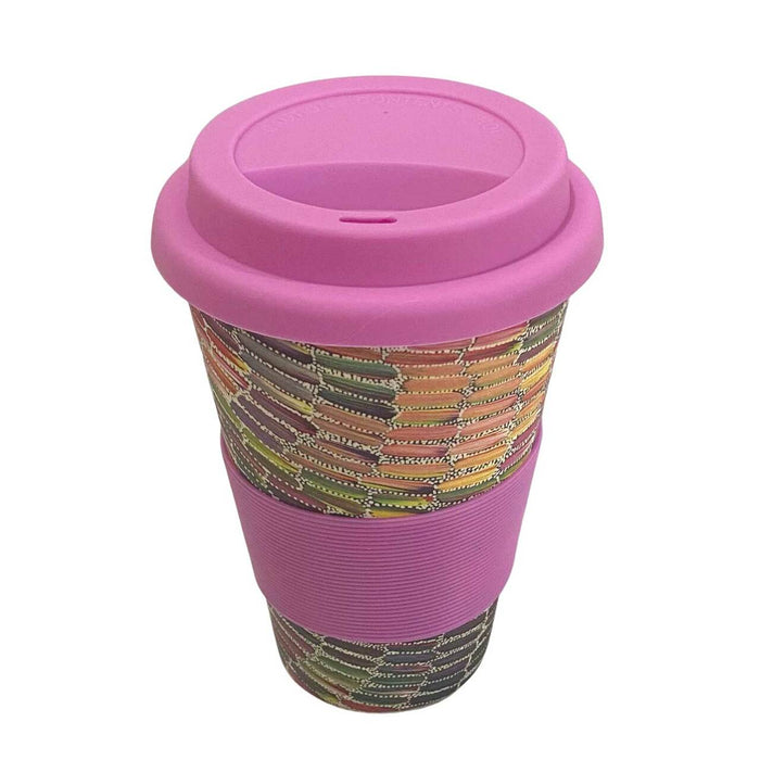 Bamboo Eco Travel Cup Jeannie Mills