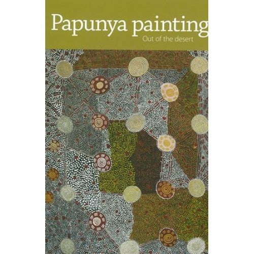 1000 pce Jigsaw Puzzle - Papunya Painting - Out of the Desert