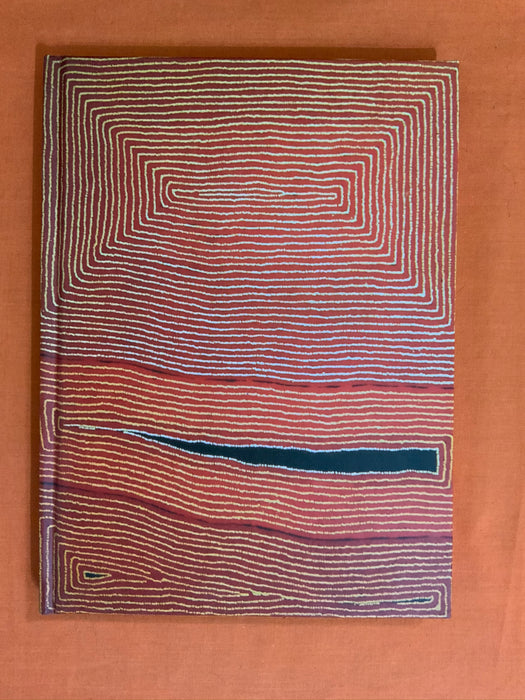 A5 Journal Thomas Tjapaltjarri