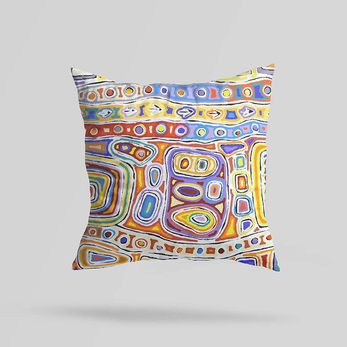 Cushion Cover Felicity Robertson - Yellow
