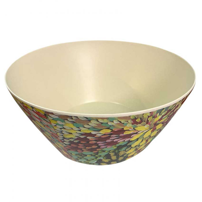 Bamboo Bowl Small Janelle Stockman - Multi