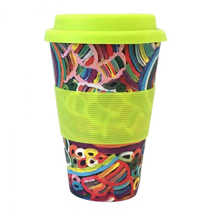 Bamboo Eco Travel Cup Betty Mpetyane