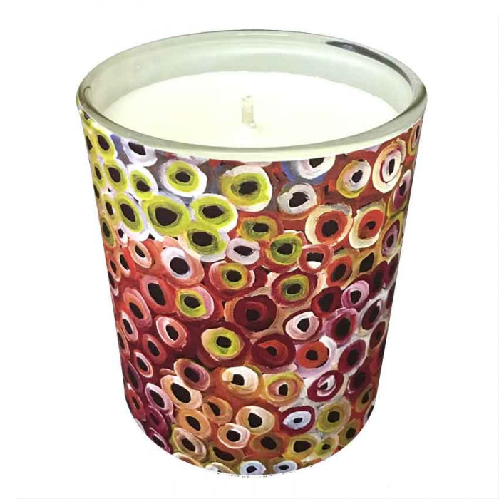 Natural Soy Wax Candle Lena Pwerle