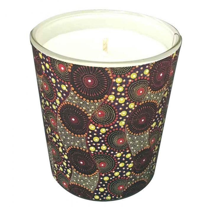 Natural Soy Wax Candle Karen Bird