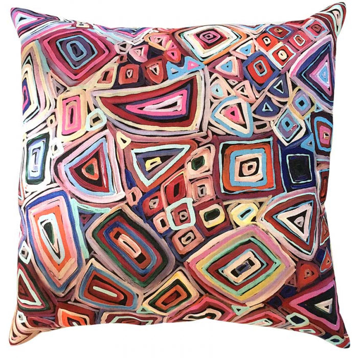 Cushion Cover Janelle Stockman - Pastels