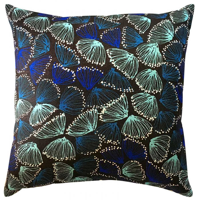 Cushion Cover Selina Teece - Blue