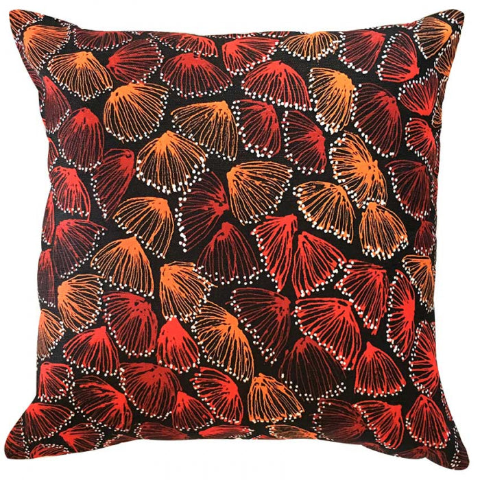 Cushion Cover Selina Teece - Red