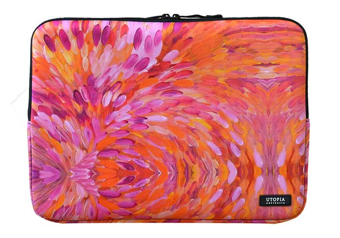 Neoprene Laptop Sleeve- Gloria Petyarre