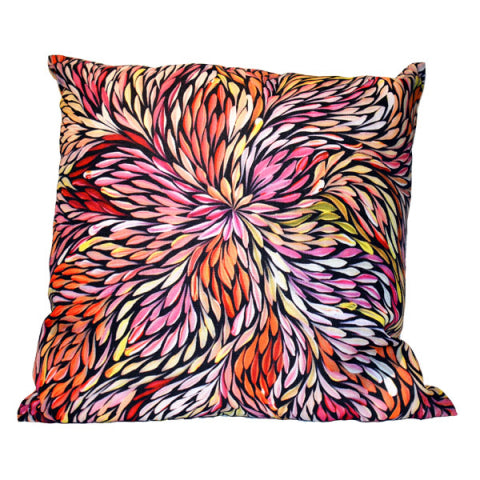 Cushion Cover Sacha Long Pink