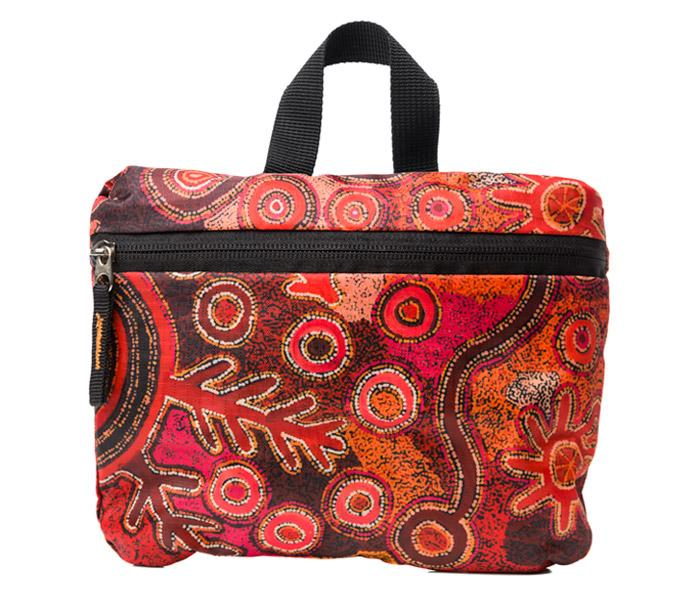 Fold Up Duffle Bag Theo Hudson
