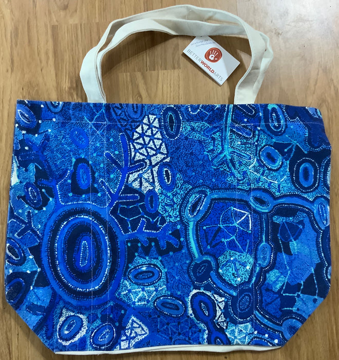 Canvas Tote Theo Hudson