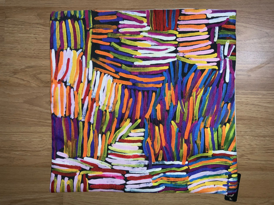 Cushion Cover Weida Kngwarreye