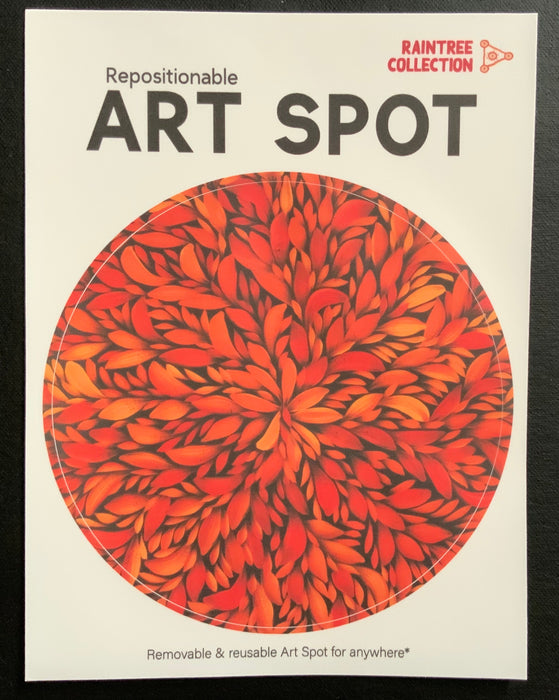 Art Spot Louise Numina - Red