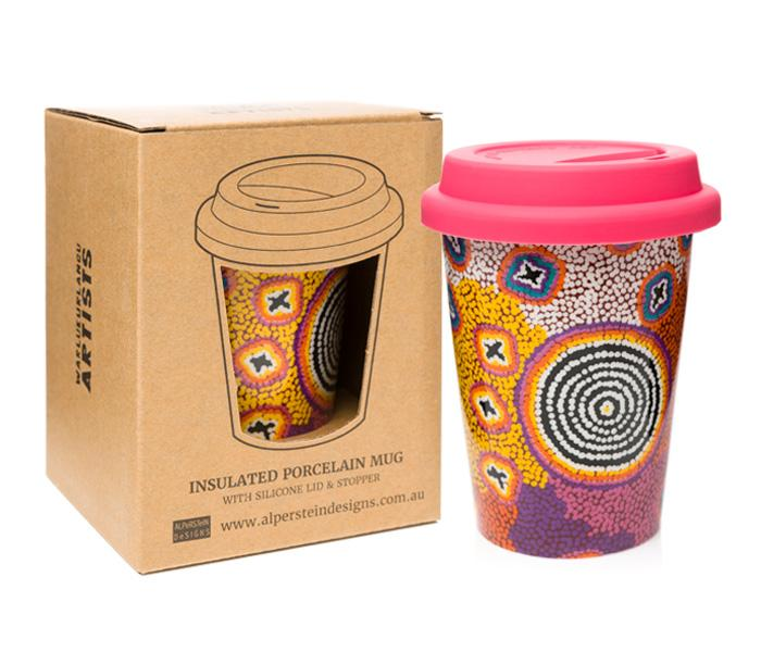 Travel Mug Ruth Stewart