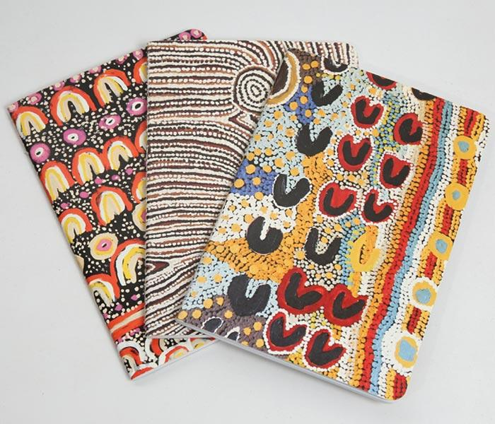 A6 Notebook Set of 3 Yarliyil