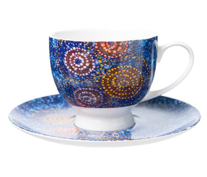 Tea Cup Set Alma Granites