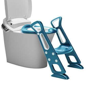 Toilet Ladder for Kids Children's Potty Baby Toilet Seat With Adjustable Ladder Portable Folding Seat for Babies Supplies