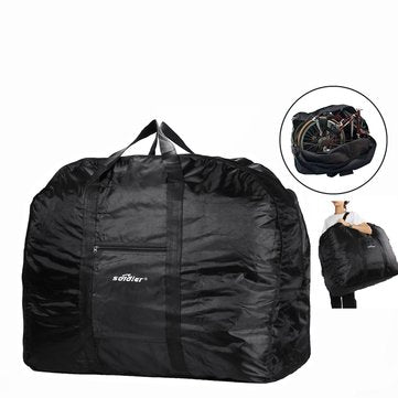 "24"" Travel Bike Bag Carry Transport Case Mountain Road Bicycle Luggage Storage"