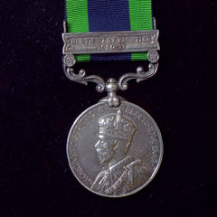 India Medal 1895-1902