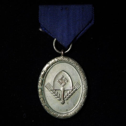 Nazi Germany RAD Medal, 2nd class, silver - BuyMilitaryMedals.com