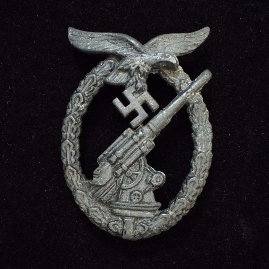 Nazi Germany Luftwaffe Flak Badge