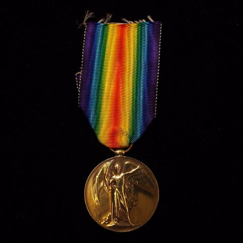 Victory Medal awarded to 13310 Pte. H. G. Tanner, Essex Regt.