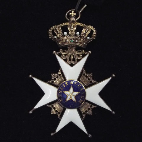 Sweden Order of the North Star, Commander