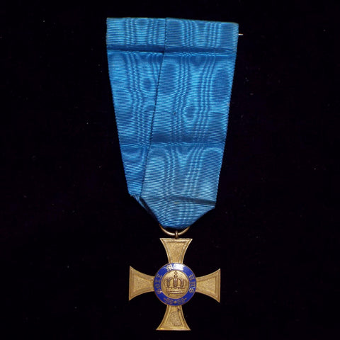 Prussia Order of the Crown, 5th class - BuyMilitaryMedals.com - 1