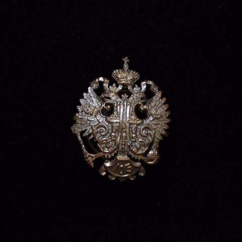 Imperial Russia Regiment Badge - BuyMilitaryMedals.com - 1