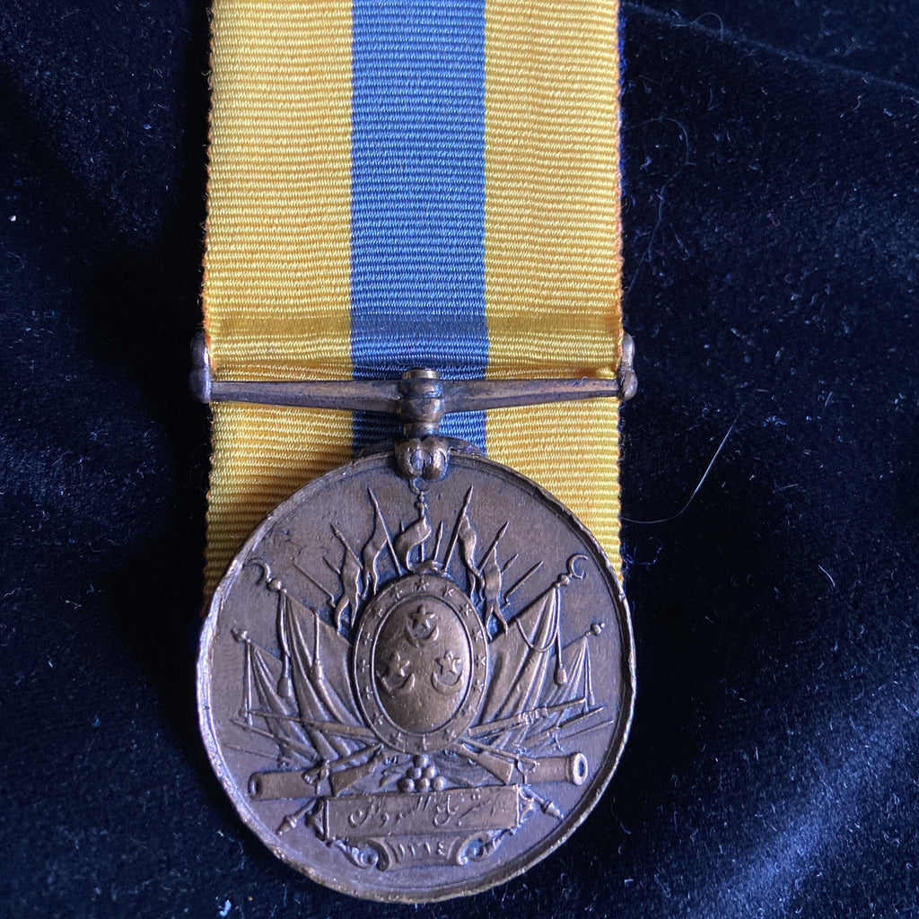 South Atlantic Medal/ General Service Medal (Northern Ireland clasp) pair to L/Bdr. R. M. Gadd, Royal Artillery (Gunner) with history