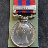 India General Service Medal 1854-95 (Pegu bar) to Gunner James Murray, 3 Company, 5 Battalion, Bengal Artillery