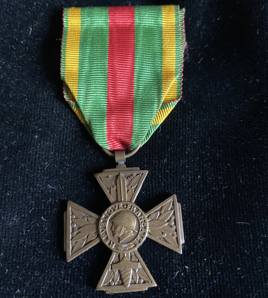 France, Volunteer Combatant's Cross 1914–1918