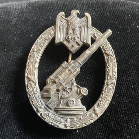 Nazi Germany, Army Flak Badge, late war issue, scarce