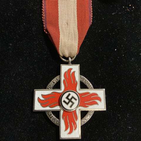 Nazi Germany, Fire Brigade Service Cross