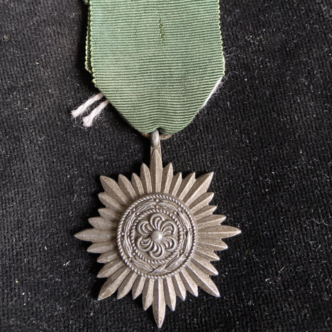 Nazi Germany Eastern Peoples Award, 2nd class, civil