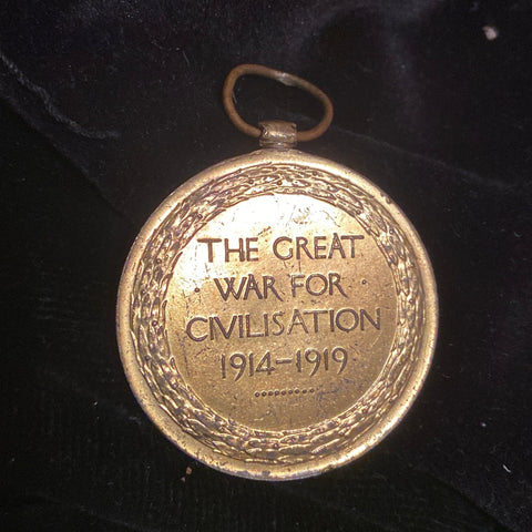 King George VI Coronation Medal in box of issue, 1937