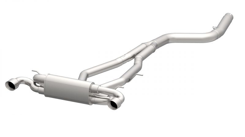 "Kooks 3.5"" x 3.0"" Stainless Steel Cat-Back Exhaust (Black Tips) - 2020+ Toyota Supra (A90)"