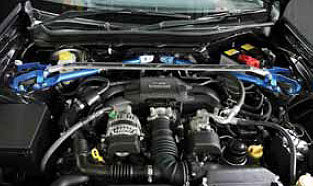 Cusco Engine Bay Power Brace - 2013+ Subaru BRZ/Scion FR-S/Toyota GT86