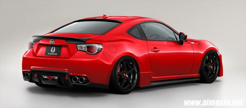 Aimgain 3-Piece Body Kit (Front, Sides, and Rear) - 2013+ Subaru BRZ/Scion FR-S/Toyota GT86
