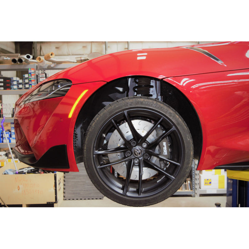 AP Racing Radi-CAL Competition Brake Kit (Front | CP9660 / 372mm) - 2020+ Toyota Supra (A90)