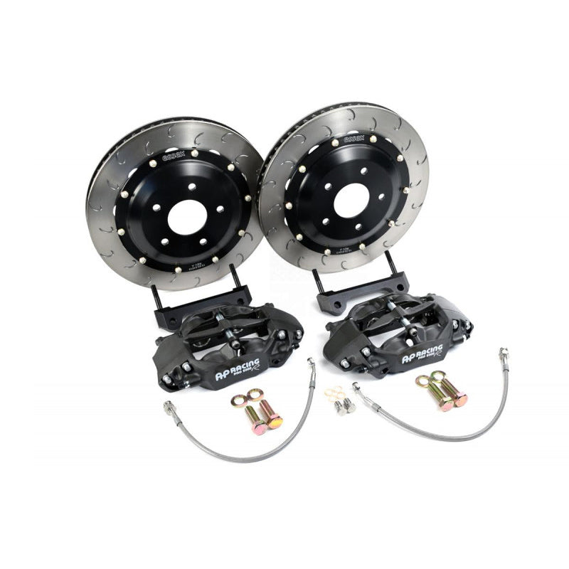 AP Racing Radi-CAL Competition Brake Kit (Rear | CP9450 / 365mm) - 2020+ Toyota Supra (A90)
