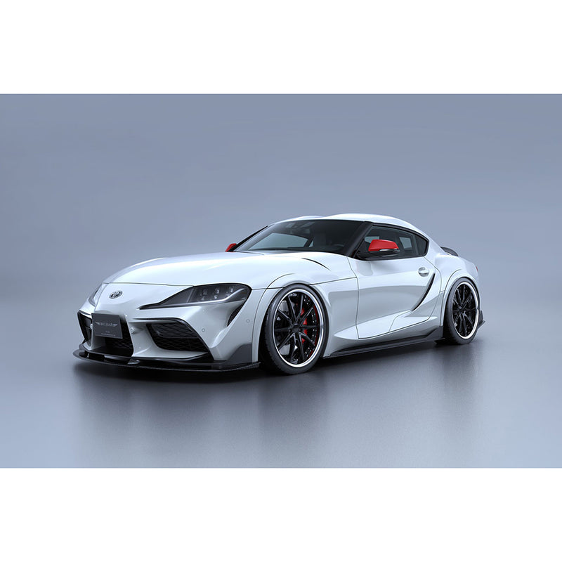 Artisan Spirits Black Label 5-Piece Kit (FRP) - 2020+ Toyota Supra (A90)