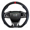 Buddy Club Racing Spec Steering Wheel (Carbon) - 2017+ Honda Civic Type R (FK8)