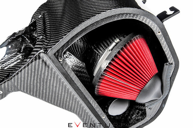 Eventuri Black Carbon Intake - 2017+ Honda Civic Type R (FK8)