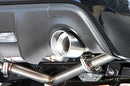 Fujitsubo Authorize R (Type-S) Dual Cat-Back Exhaust - 2013+ Subaru BRZ/Scion FR-S/Toyota GT86